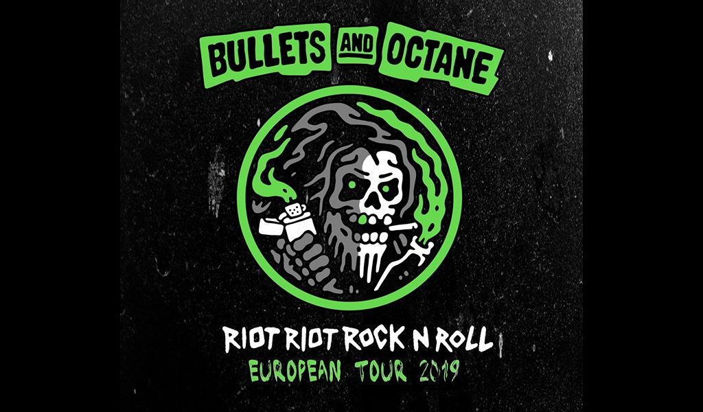 Bullets and Octane (USA) в Луцьку