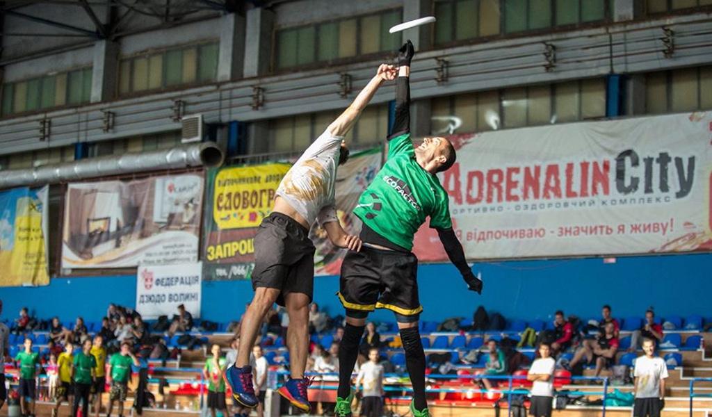 Ukraine Open Indoor Championship