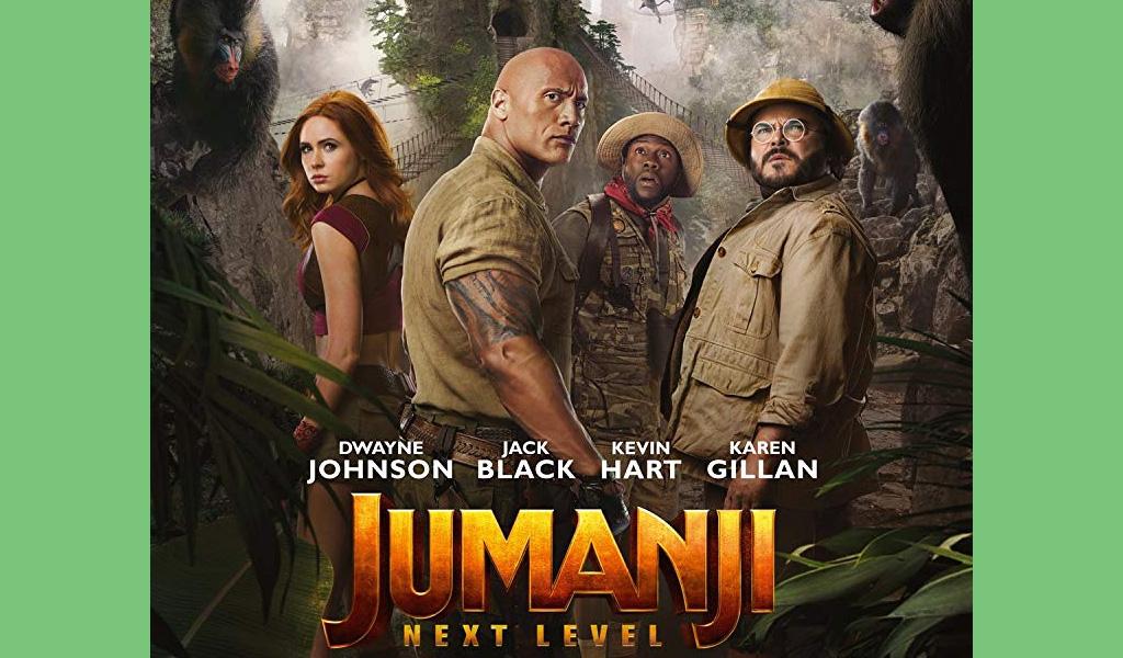 Джуманджі: Наступний рівень