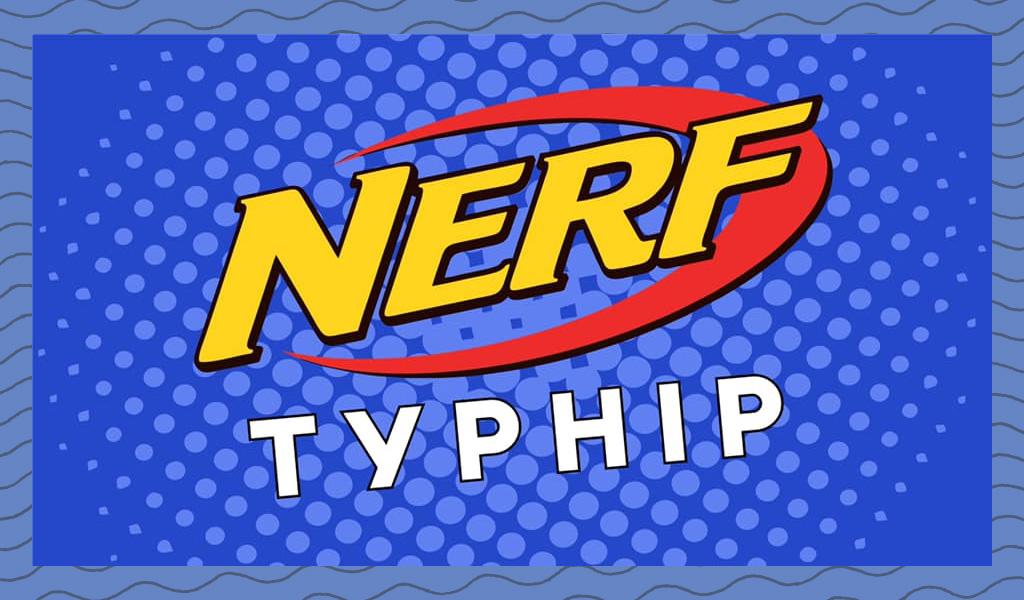 NERF турнір у Смугастику