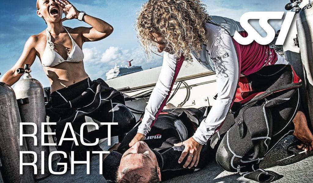Курс React Right – Невідкладна Перша Допомога (СЛР, AED, O2)