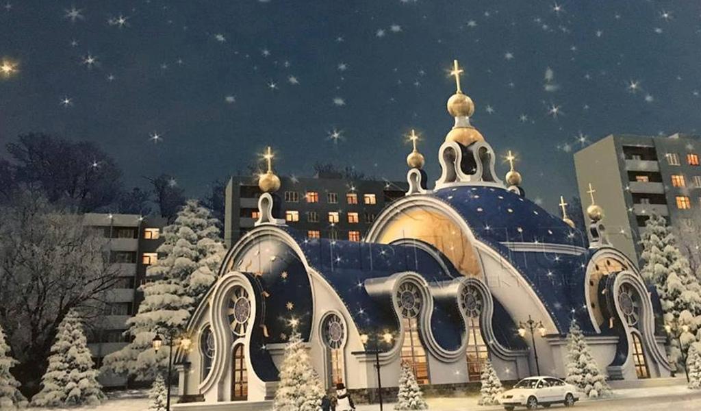 У дитячій церкві – перше храмове свято