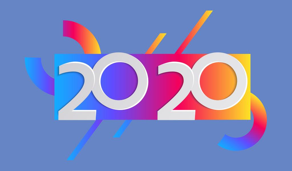 Вітаємо з Новим Роком 2020!!!