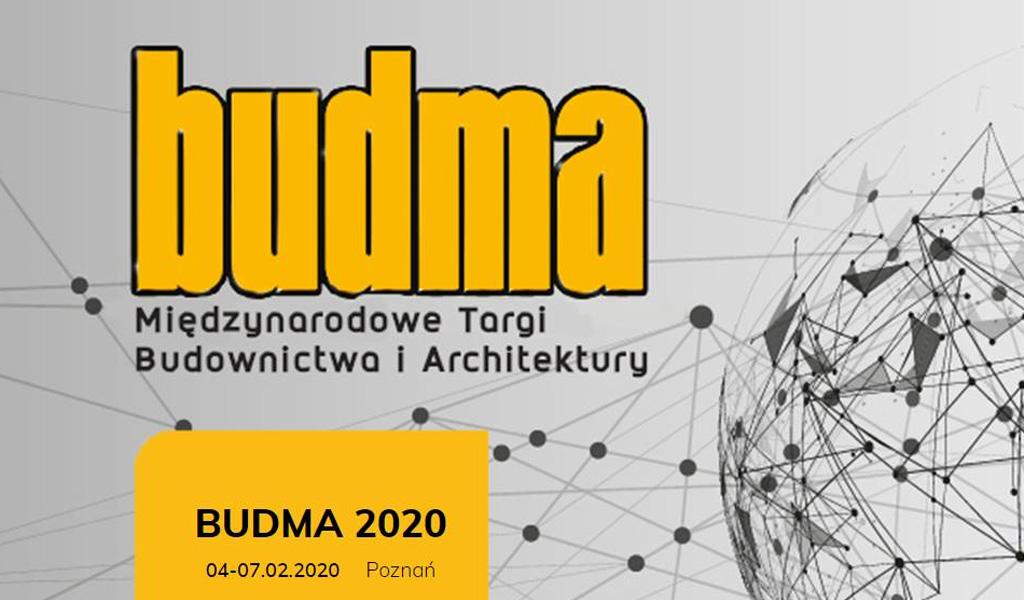 BUDMA 2020_Виставка будівництва та архітектури