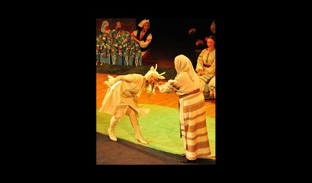 Коза-дереза – дитяча комічна опера на дві дії