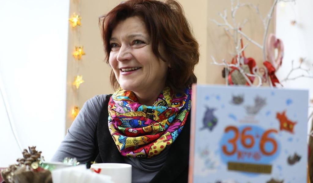 Зустріч з Галиною Вдовиченко