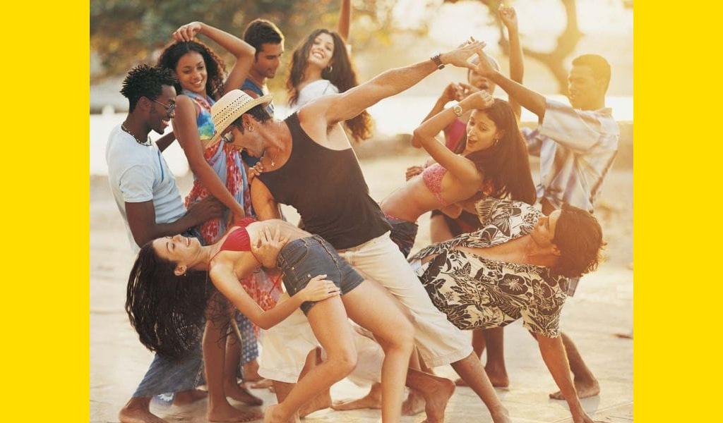 SI Bailar Social dance Club
