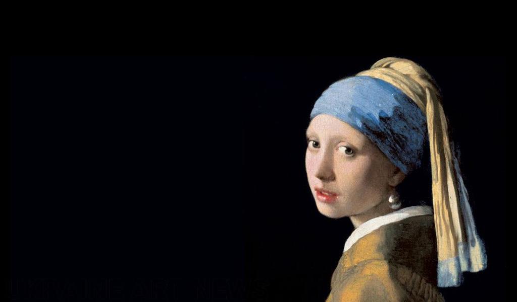 Дівчина з перловою сережкою