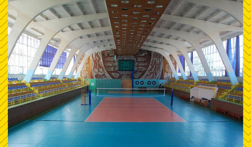 Обласна дитячо-юнацька спортивна школа