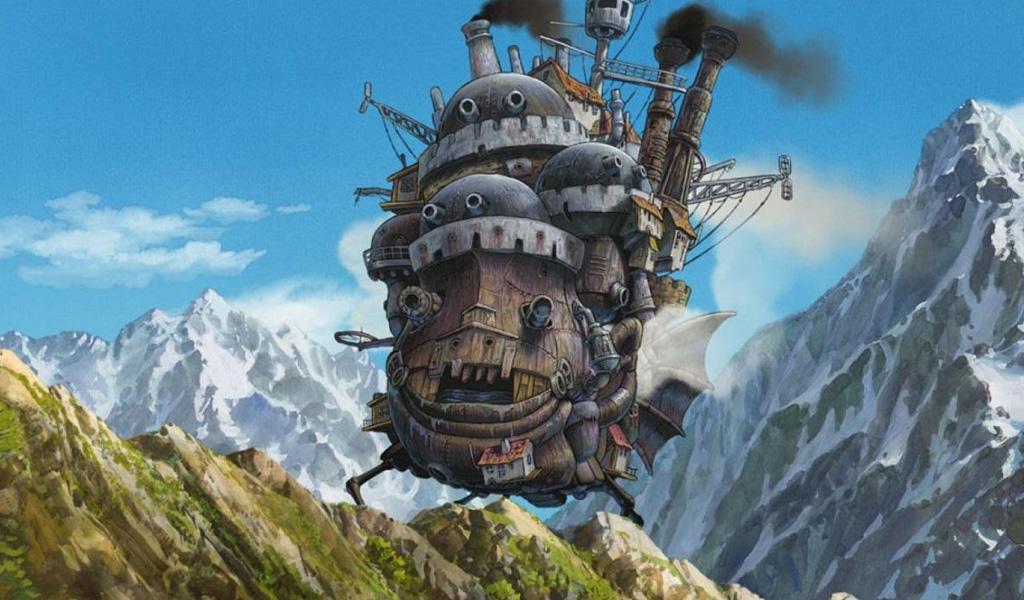 Мандрівний замок