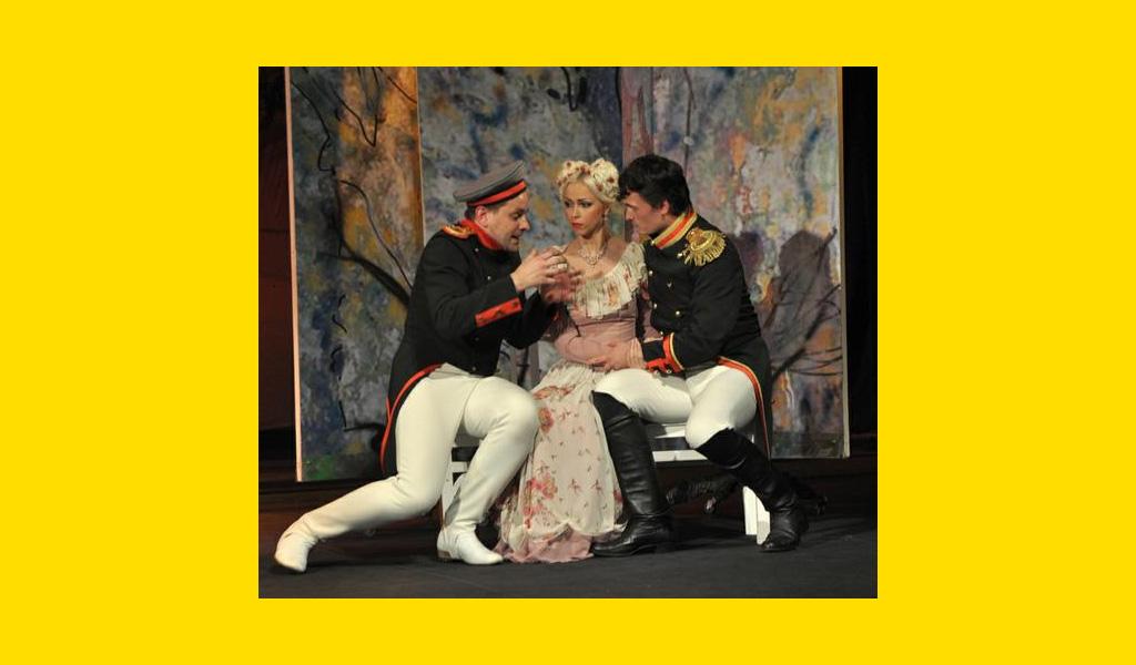 Шельменко-денщик – комедія на дві дії