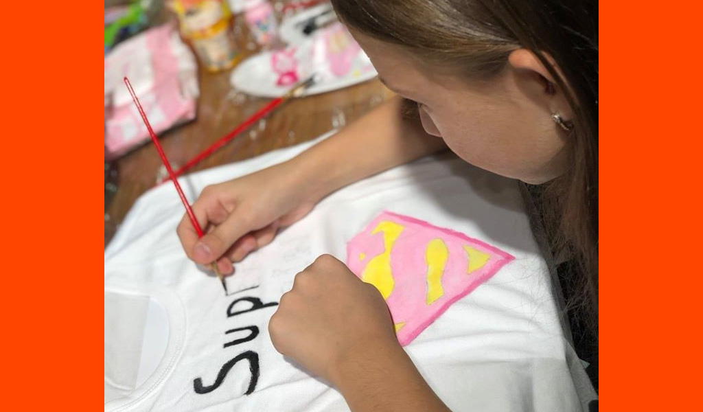 ART-SESSION – Персональна футболка