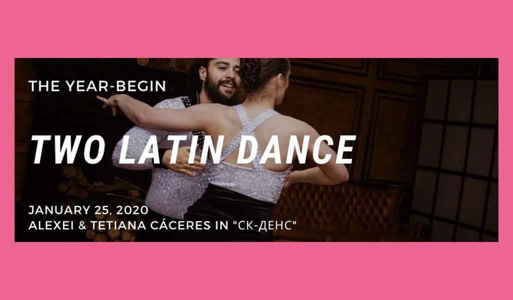 Two Latin Dance