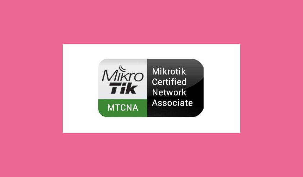 Отримай знання та міжнародний сертифікат від MikroTik