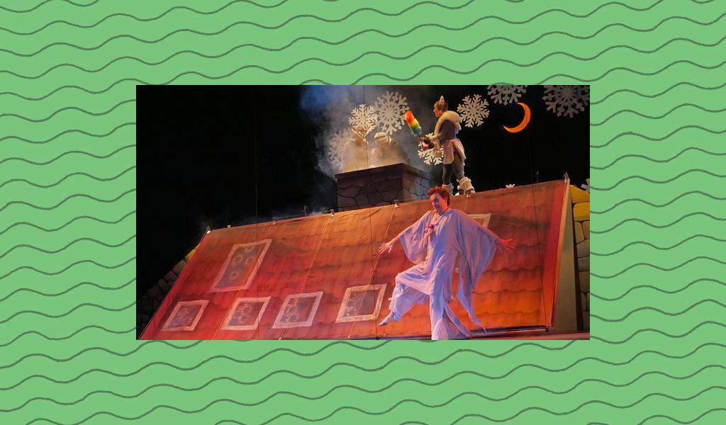 Піколетто – за мотивами казки Ренато Рашела