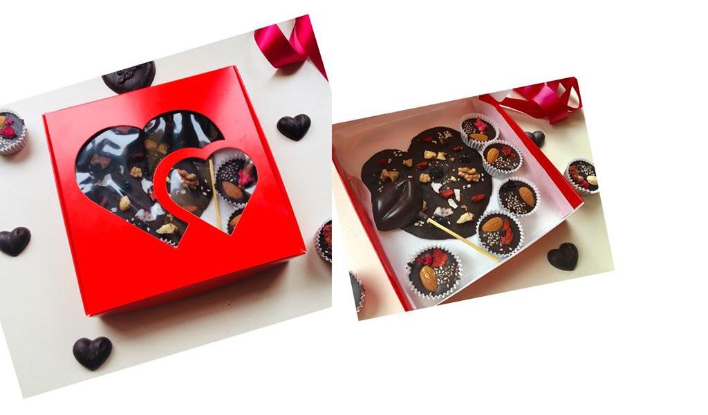 Шоколадний Майстер-клас до Дня Закоханих