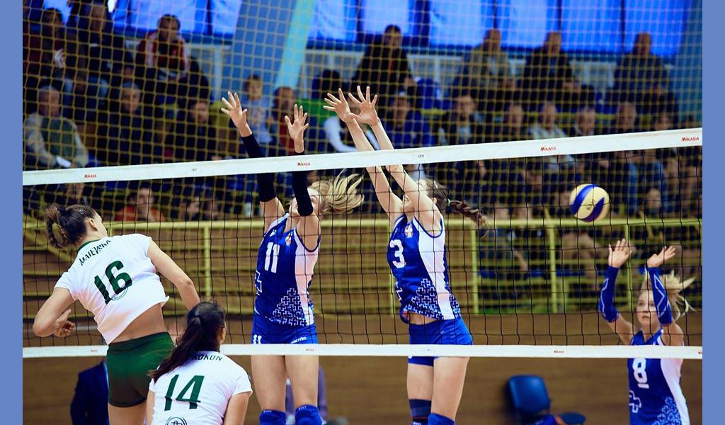 XXIX Чемпіонат України серед жіночих команд суперліги.