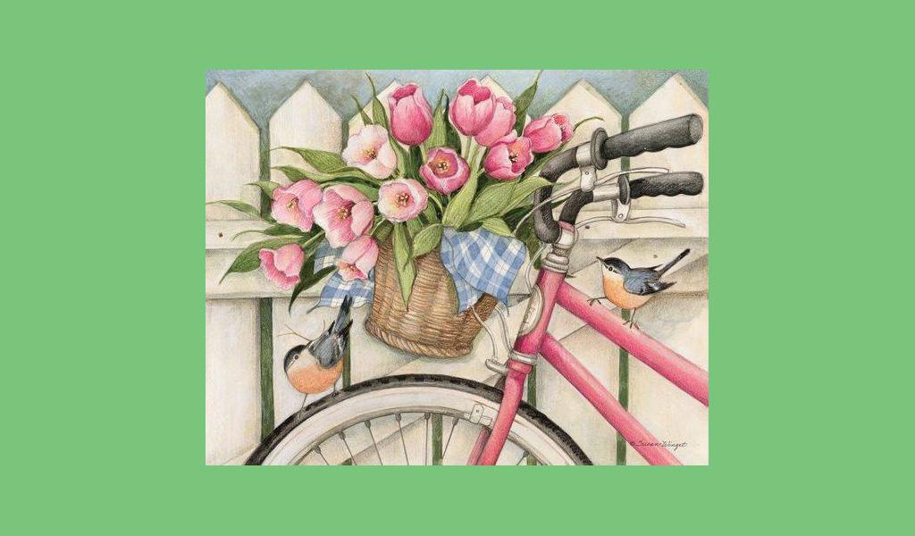 """Майстер-клас із живопису для дорослих """"Primavera"""""""