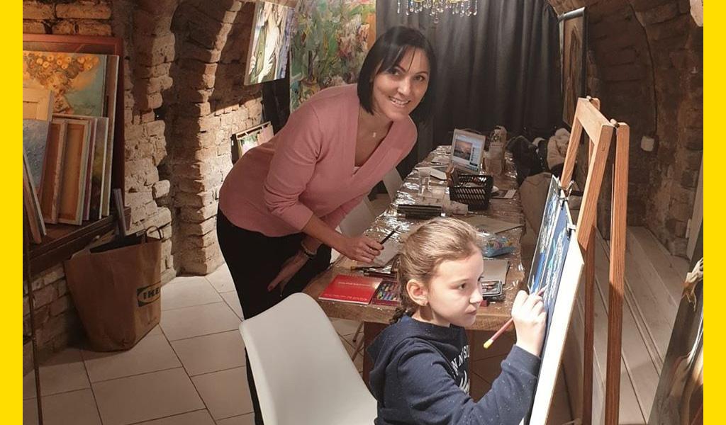 Мистецтво малювати пастеллю