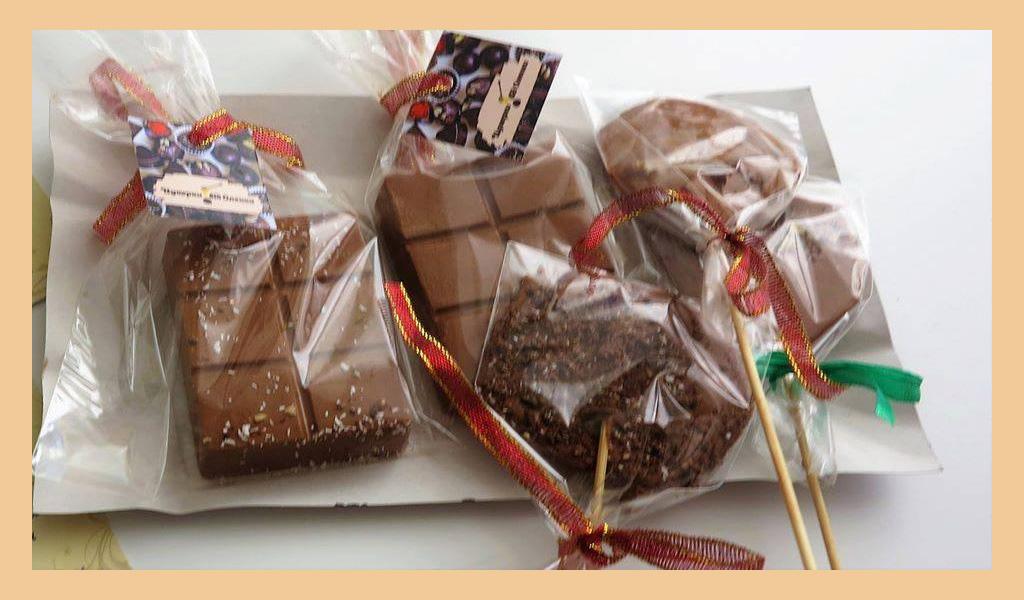 Шоколадний Майстер клас до свята Весни