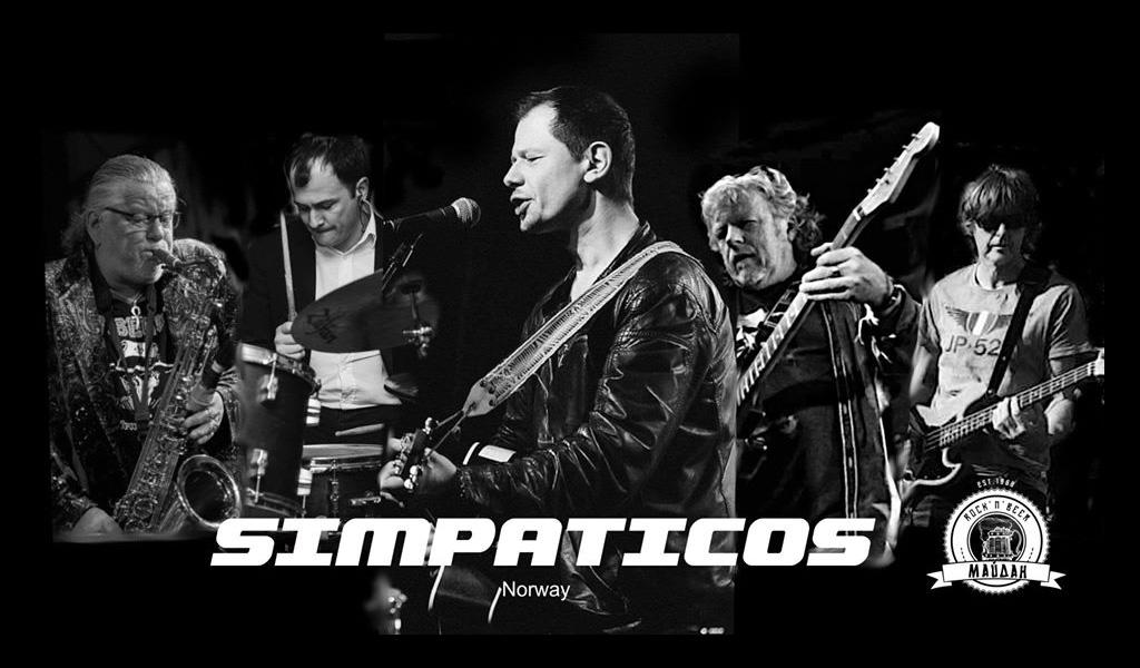 15/03 | Simpaticos (Norway) – Луцьк – Майдан