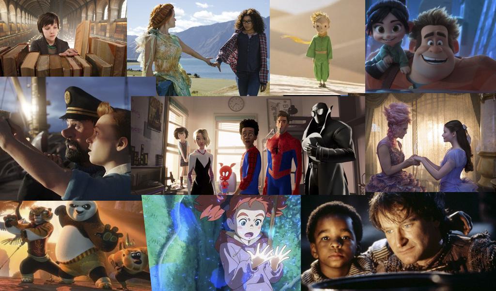 10 фільмів для перегляду з дітьми