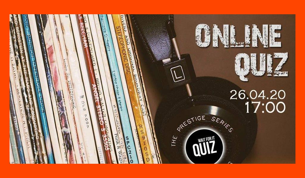 Online Music Quiz#3