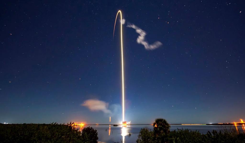Як спостерігати супутники Starlink і Україні?