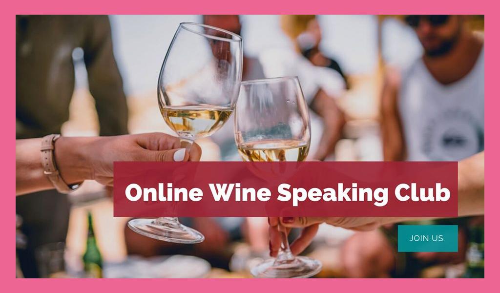 Online Wine Speaking Club