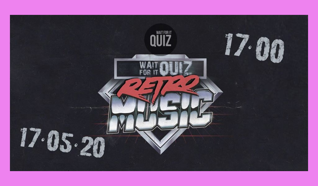 Retro Music Quiz