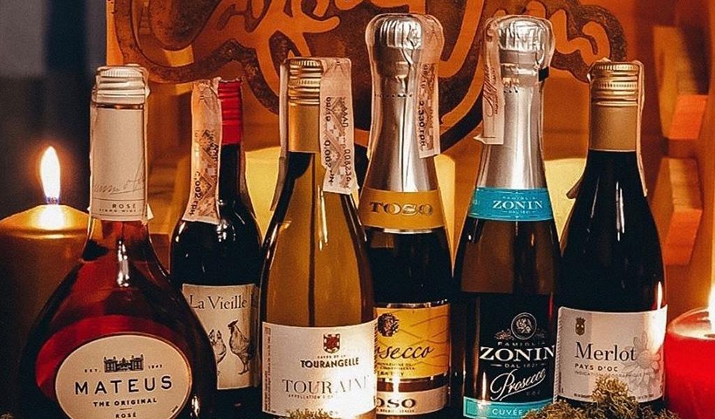 Онлайн-дегустація вина від Cafe de Vino