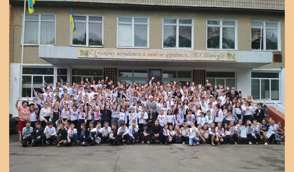 Школа №17 м. Луцьк