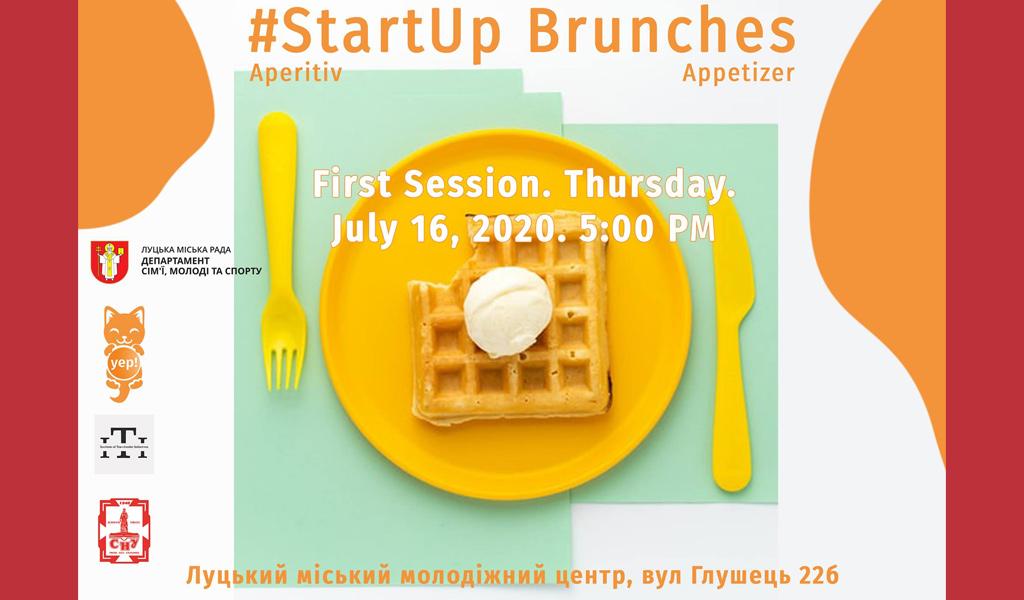#StartUpBranches