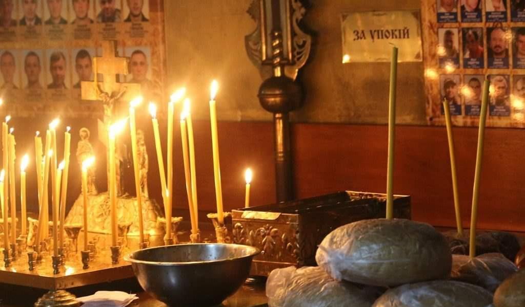 У соборі молитовно вшанують убієнних журналістів