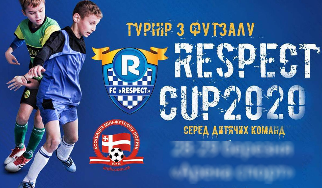 Respect CUP 2020